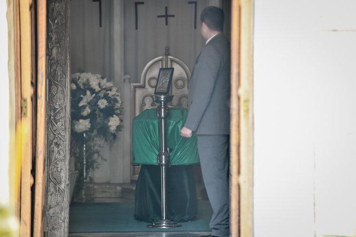 Το τελευταίο αντίο στον Θανάση Γιαννακόπουλο - εικόνα 3