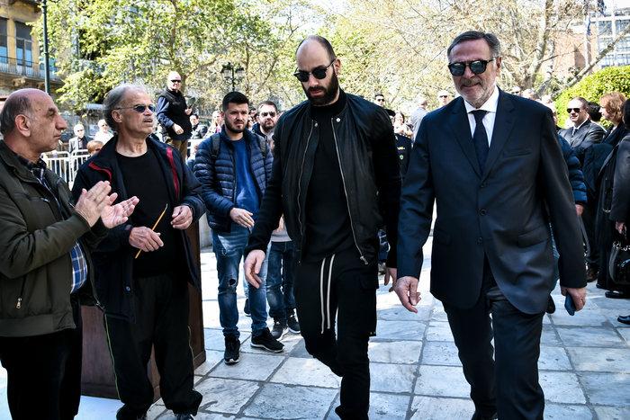 Το χειροκρότημα στον Σπανούλη για το αντίο στον Θανάση Γιαννακόπουλο