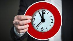 Βρυξέλλες: Υπερψηφίστηκε η αλλαγή της ώρας από το ΕΚ