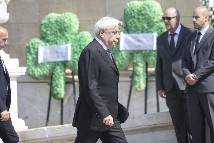 Τελευταίο «αντίο» στον Θ. Γιαννακόπουλο όπως ο ίδιος το ζήτησε - εικόνα 2