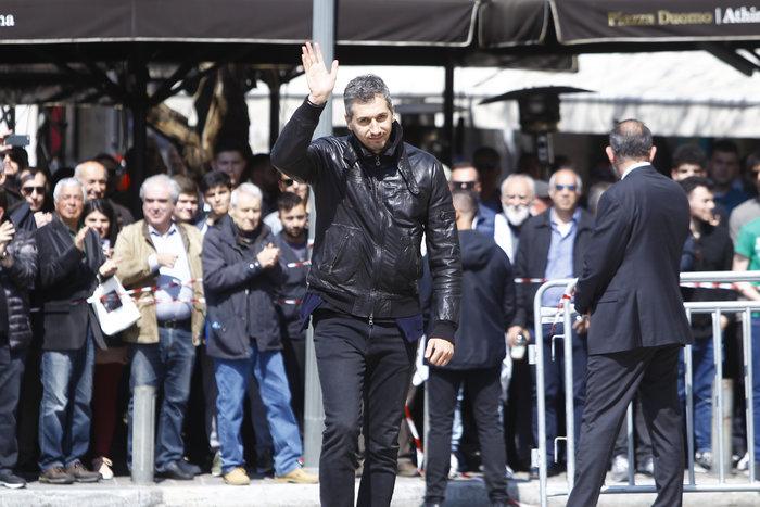 Τελευταίο «αντίο» στον Θ. Γιαννακόπουλο όπως ο ίδιος το ζήτησε - εικόνα 11