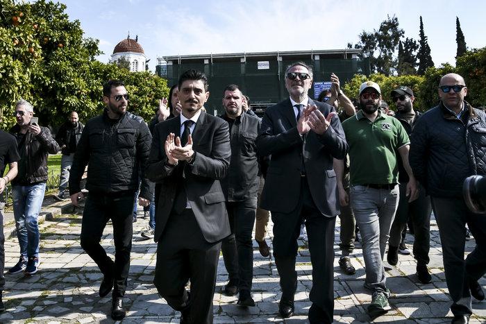 Τελευταίο «αντίο» στον Θ. Γιαννακόπουλο όπως ο ίδιος το ζήτησε - εικόνα 16
