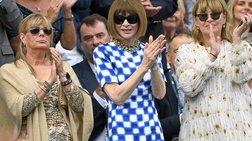 Θαυμάστρια της Άγγελα Μέρκελ η Άννα Γουίντουρ της Vogue