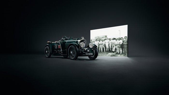 Η Bentley Continental GT Number 9 έχει διακόπτες από χρυσό! - εικόνα 3
