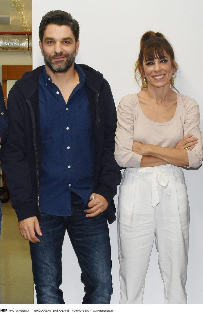 Μυρτώ Αλικάκη: Δεν πήραμε ποτέ διαζύγιο με τον Λαγούτη γιατί...