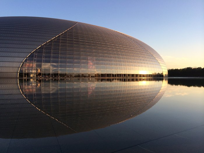 National Centre for Performing Arts / Beijing