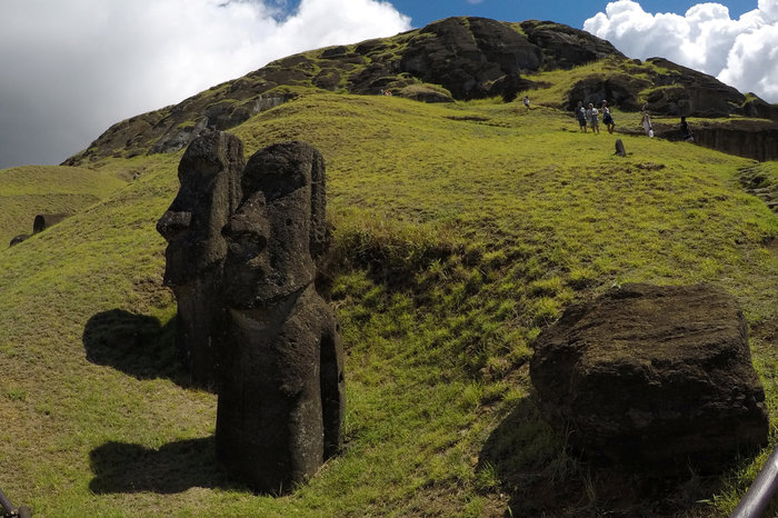 Reuters: Οδοιπορικό στο Νησί του Πάσχα, το πιο απομονωμένο του κόσμου - εικόνα 5