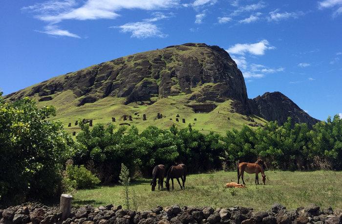 Reuters: Οδοιπορικό στο Νησί του Πάσχα, το πιο απομονωμένο του κόσμου - εικόνα 7