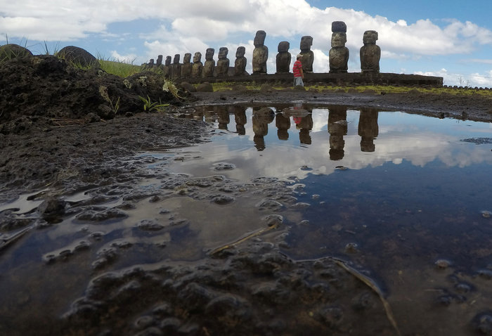 Reuters: Οδοιπορικό στο Νησί του Πάσχα, το πιο απομονωμένο του κόσμου - εικόνα 10