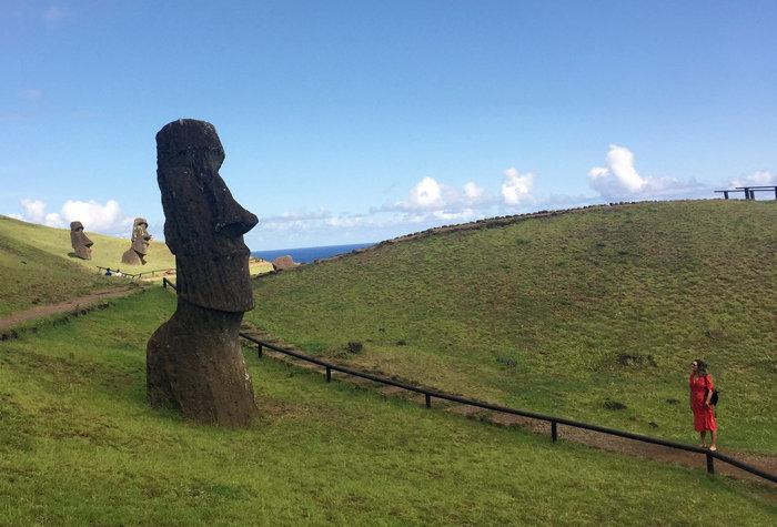 Reuters: Οδοιπορικό στο Νησί του Πάσχα, το πιο απομονωμένο του κόσμου - εικόνα 12
