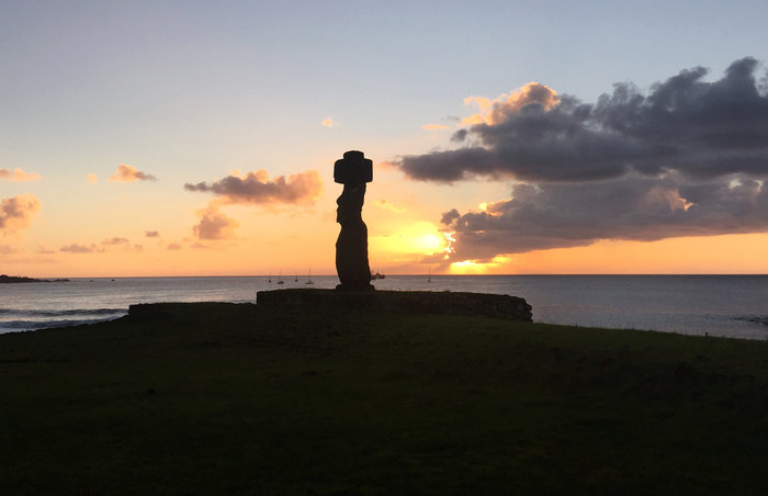 Reuters: Οδοιπορικό στο Νησί του Πάσχα, το πιο απομονωμένο του κόσμου - εικόνα 16