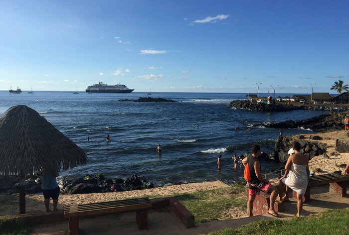 Reuters: Οδοιπορικό στο Νησί του Πάσχα, το πιο απομονωμένο του κόσμου - εικόνα 3