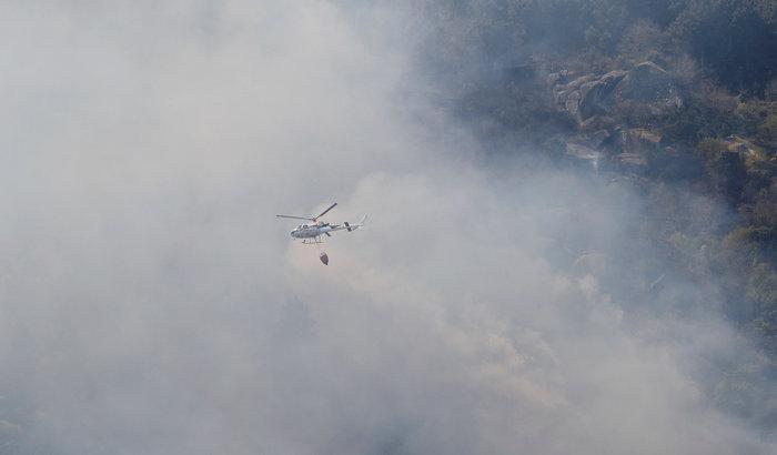 Πορτογαλία-Ισπανία: Δασικές πυρκαγιές από τις ασυνήθοστες καιρικές συνθήκες