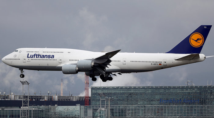 H Lufthansa αεροπορική εταιρεία της χρονιάς - εικόνα 2