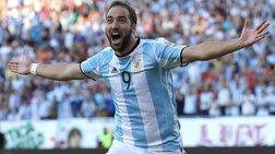 «Τέλος» από την Αργεντινή ο Ιγκουαΐν