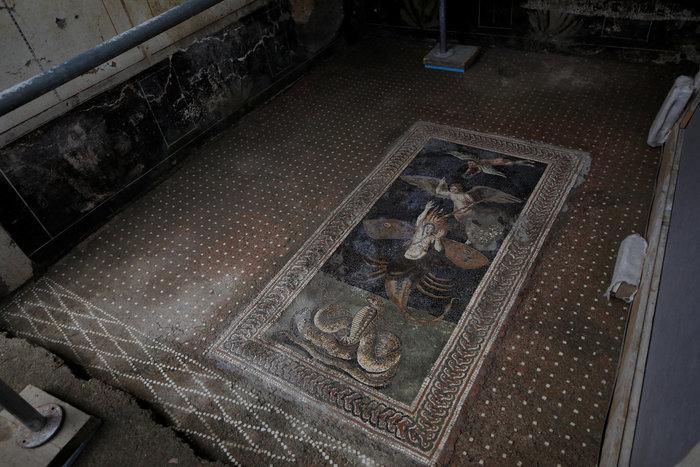 """Ποιος μπορεί να πιστέψει ότι η Πομπηία είχε 150 """"φαστ-φουντ""""; - εικόνα 2"""