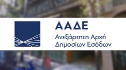 Οι υποθέσεις που θα ελεγχθούν κατά προτεραιότητα από την ΑΑΔΕ το 2019