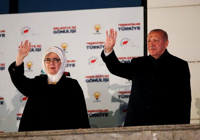 «Καμπανάκι» για τον Ερντογάν από Άγκυρα και Κωνσταντινούπολη