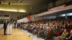 Οι υποψήφιοι του ευρωψηφοδελτίου του ΚΚΕ