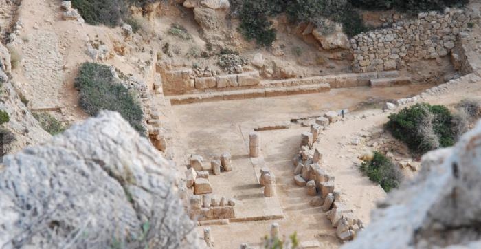Ο αρχαιολογικός χώρος του Ηραίου