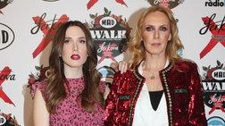 Αιθέριες η Εβελίνα Παπούλια & η κούκλα κόρη της έδωσαν ρέστα τα MadWalk