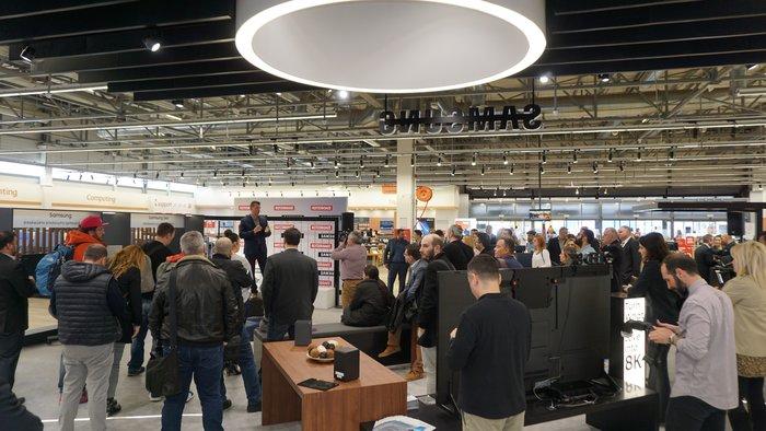 Το πρώτο Samsung Hub στην Ελλάδα βρίσκεται στον Κωτσόβολο