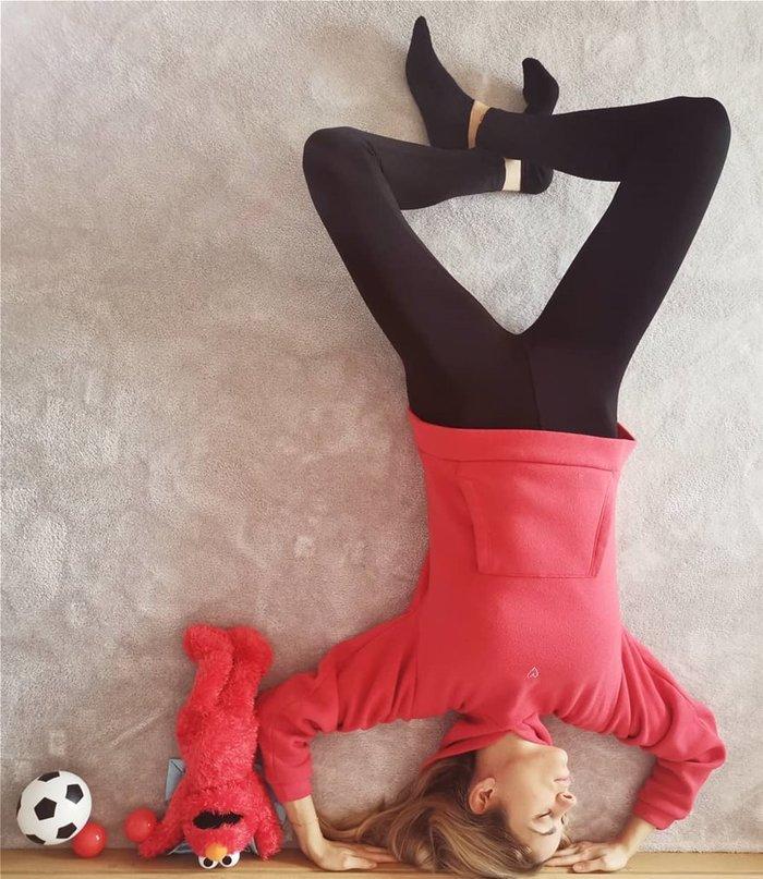Η ανάρτηση της εγκύου Δούκισσσας Νομικού στο Instagram