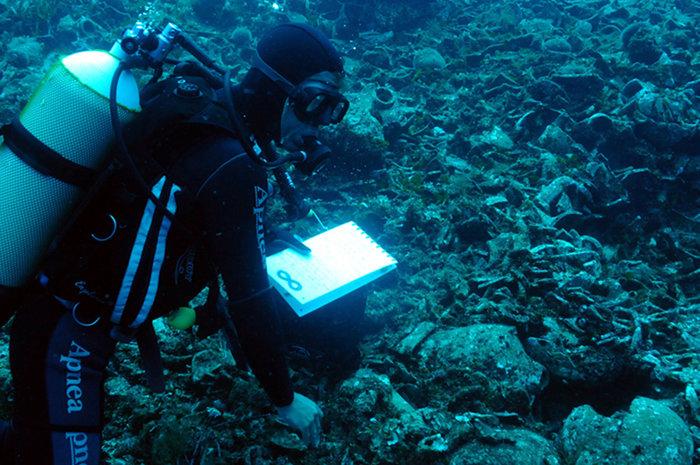 Ετοιμάζεται το φιλόδοξο υποβρύχιο μουσείο στην Αλόννησο