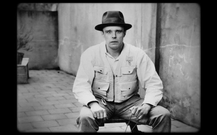 Ένα ντοκιμαντέρ για τον σπουδαίο άνθρωπο της τέχνης Γιόζεφ Μπόις