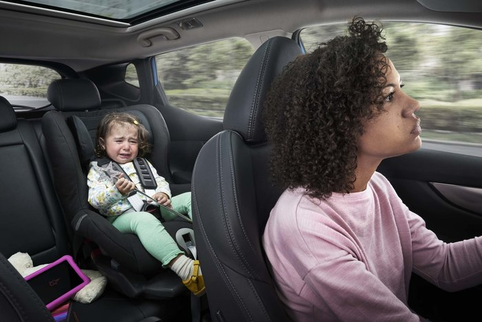 Οι Top 5 παιδικές σκανταλιές στο αυτοκίνητο που αγχώνουν τους γονείς