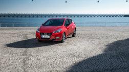 Το Nissan Micra με αυτόματο κιβώτιο αψηφά την κίνηση στην πόλη
