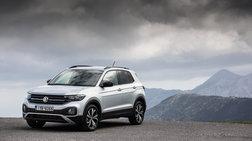T-Cross: Το entry level SUV της VW πάτησε Ελλάδα - Από 17.400 ευρώ