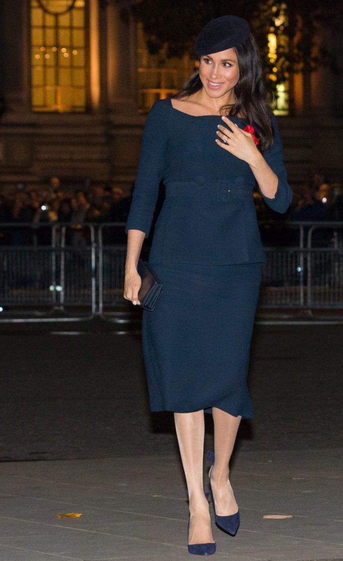 Μέγκαν Μαρκλ: Οι δέκα ωραιότερες εμφανίσεις της ως εγκύου
