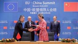 Σύνοδος Κορυφής ΕΕ-Κίνας: Τελικά σώθηκαν τα προσχήματα