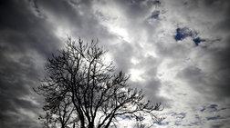 Σποραδικές βροχές, λίγες καταιγίδες, άνοδος της θερμοκρασίας