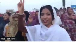 Απειλές δέχεται η γυναίκα-σύμβολο των διαδηλώσεων στο Σουδάν