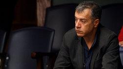 Θεοδωράκης: Ζήτηση για τον ήπιο & συνθετικό λόγο του Ποταμιού