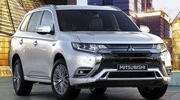 """200.000 πωλήσεις """"έπιασε"""" το Mitsubishi Outlander PHEV"""