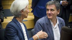 Πρωτογενή πλεονάσματα και δημοσιονομικό στη συνάντηση Λαγκάρντ-Τσακαλώτου