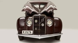 Volvo PV36: Το 4τροχο παράδειγμα Art Deco στην έκθεση Techno Classica