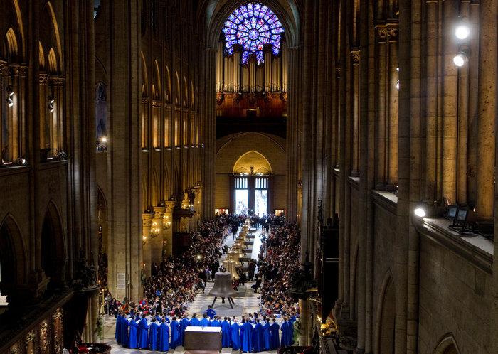 Η ιστορία της αριστουργηματικής Παναγίας των Παρισίων - εικόνα 3