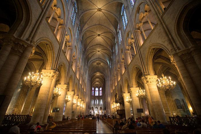 Η ιστορία της αριστουργηματικής Παναγίας των Παρισίων - εικόνα 4
