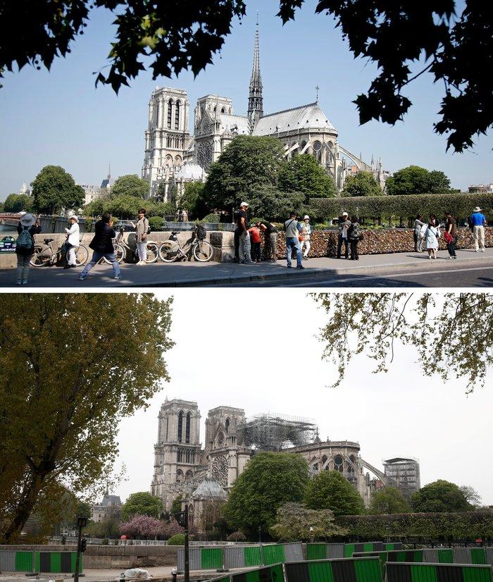 Η καταστροφή της Notre Dame ως προειδοποίηση για την Ευρώπη
