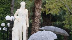 Ναύπλιο: Άγνωστοι βανδάλισαν το άγαλμα του Καποδίστρια