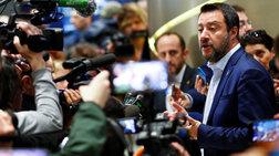 Δυσφορία στις ιταλικές ένοπλες δυνάμεις για τον Σαλβίνι