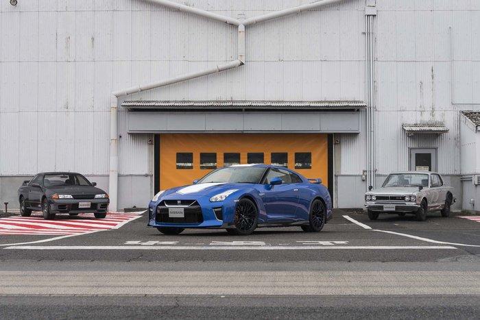 Το Nissan GT-R 50th Anniversary Edition απλά δεν υπάρχει! (video)