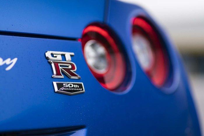 Το Nissan GT-R 50th Anniversary Edition απλά δεν υπάρχει! (video) - εικόνα 4