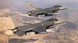 Πτήση τουρκικών αεροσκαφών πάνω από τα Μαύρα Κινάρου