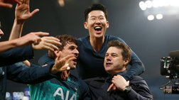 Στα ημιτελικά του Champions League η Τότεναμ σε ματς-διαφήμιση (βίντεο)