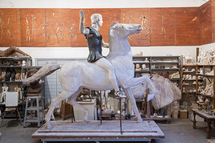 Μέγας Αλέξανδρος: Η περιπέτεια ενός αγάλματος στην Αθήνα - εικόνα 2